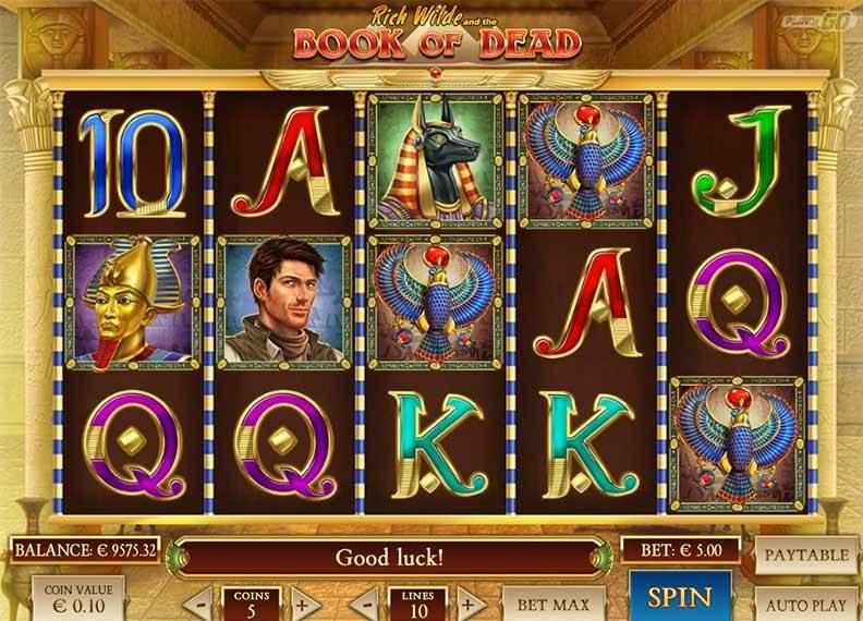 book of dead slots e1579691560125