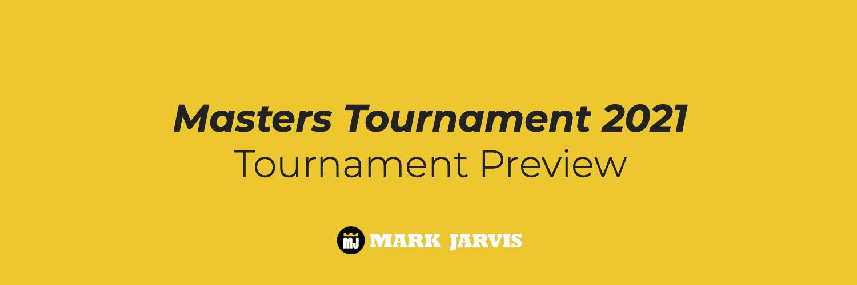 Masters Tournament 2021